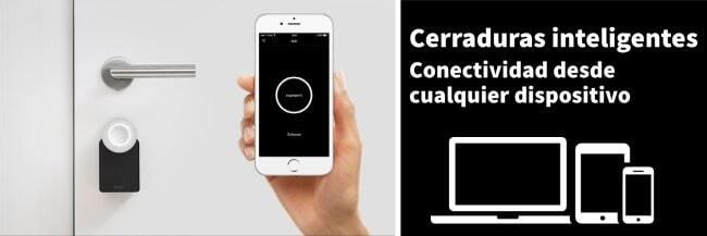 Nuki Smart Lock 2.0 la mejor cerradura inteligente del mercado